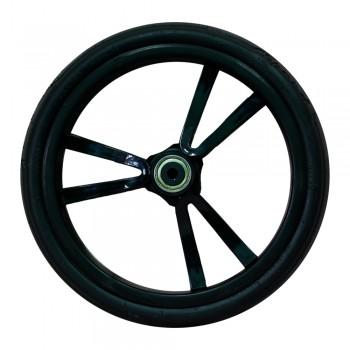 """Колесо для коляски 10"""" Bebetto №33 (низкопрофильное, вспененная резина)"""