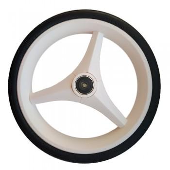 """Колесо для коляски 10"""" Bebetto №37 (низкопрофильное, вспененная резина)"""