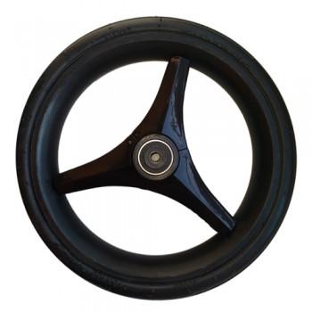 """Колесо для коляски 10"""" Bebetto №39 (низкопрофильное, вспененная резина)"""